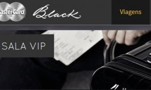 MasterCard Black: Nova Sala VIP inaugurada em Guarulhos!