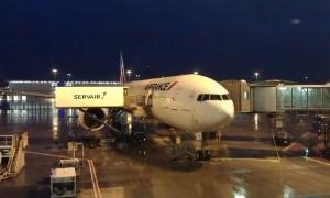 Como é voar na Classe Econômica da Air France – Boeing 777-300ER (2° relato)