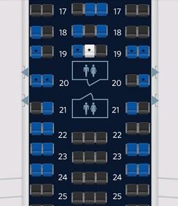 Como 233 Voar Na Classe Econ 244 Mica Do Novo Boeing 767 Da