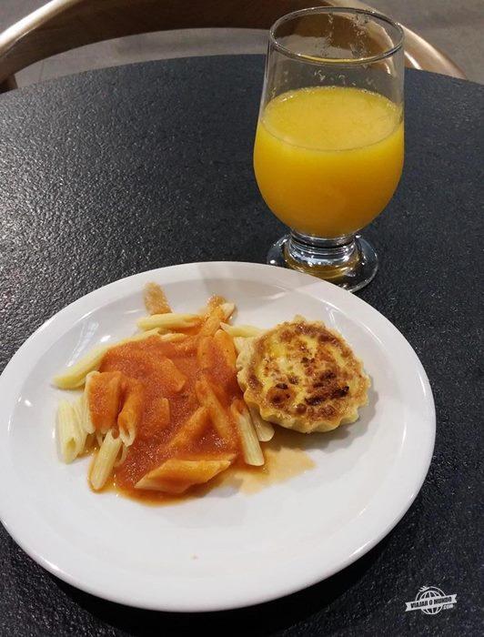 Um dos pratos que preparei para mim