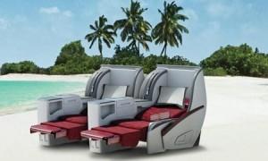 Promoção! Qatar Airways – compre duas passagens na Classe Executiva pelo preço de uma!