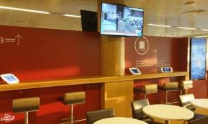 SALA VIP Air France Terminal 2E Aeroporto de Paris Charles de Gaulle