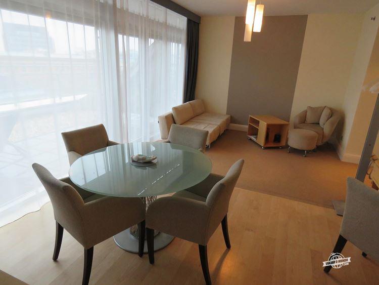 Sala - Le Méridien Executive Terrace Suite