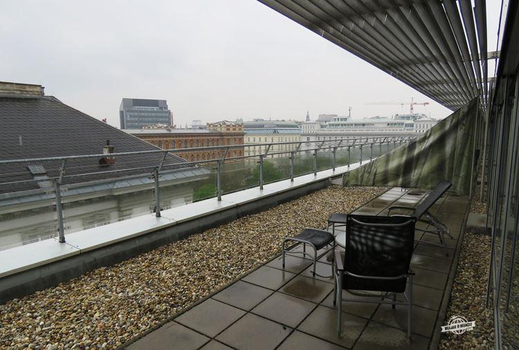 Varanda - Le Méridien Executive Terrace Suite