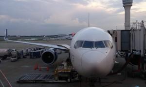 Como é voar na Delta Comfort+ do Boeing 767 da Delta Airlines
