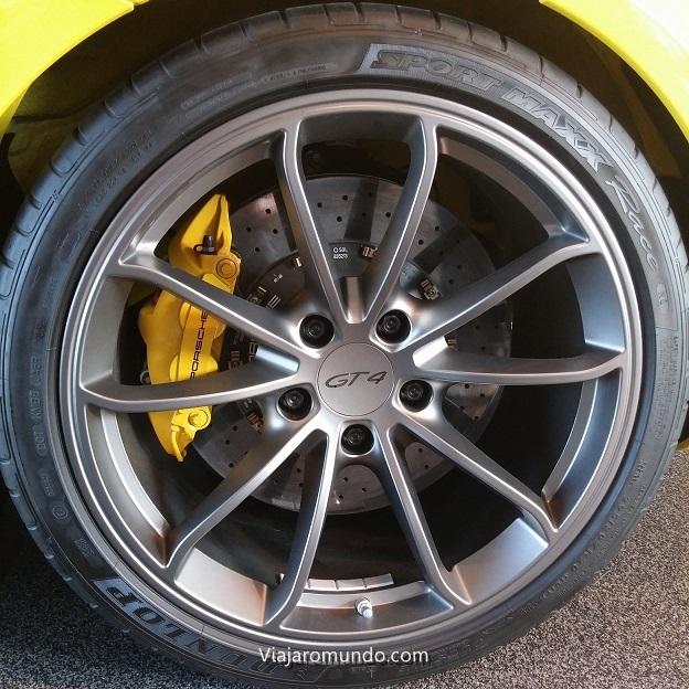 Roda do GT4