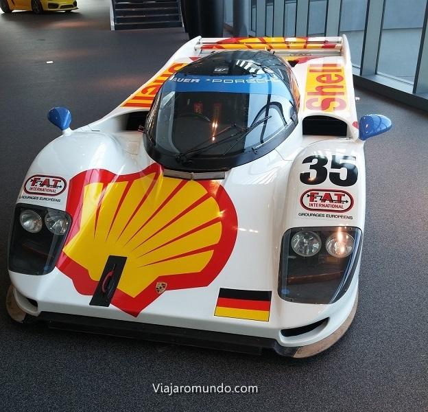 Porsche de corrida