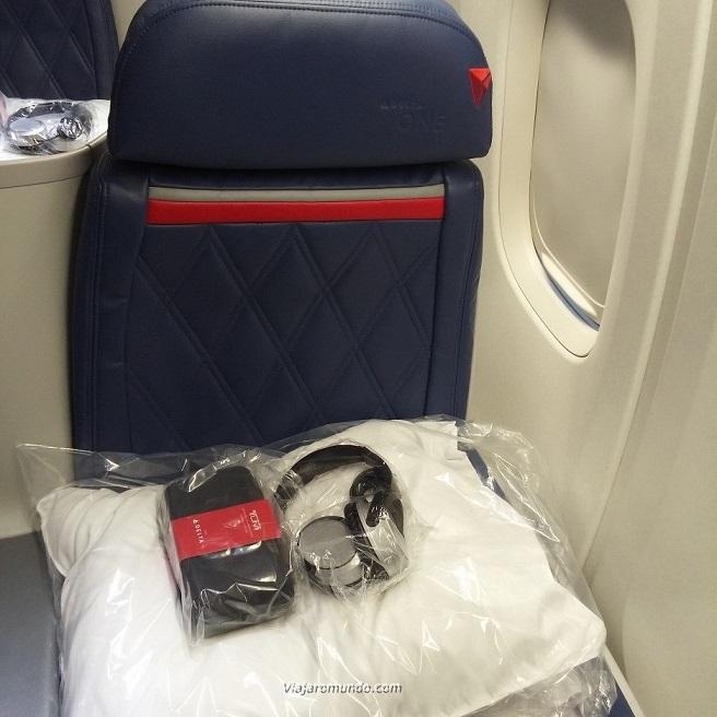 Assento Boeing 767-300ER