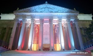 Dica de museu em Washington: National Archives Museum!
