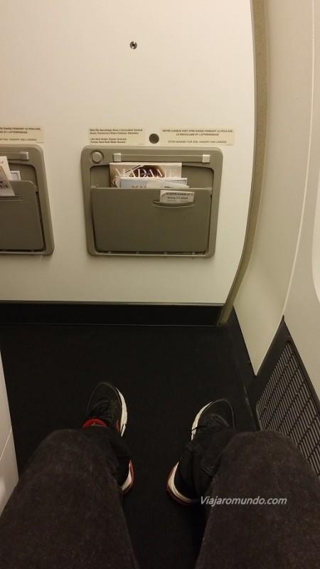 Assentos voo AF 442