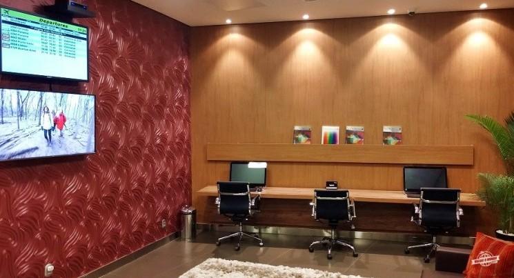 Sala VIP Internacional do Aeroporto de Brasília
