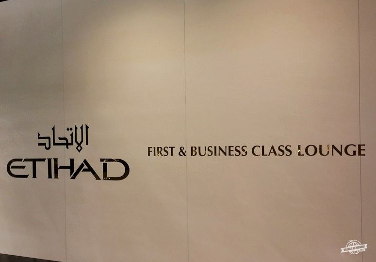 Etihad First & Business Class Lounge