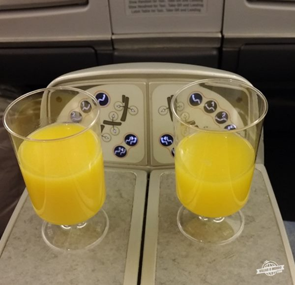 Suco de laranja para começar