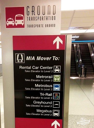 9 horas em Miami (parte 2) - MIA Mover