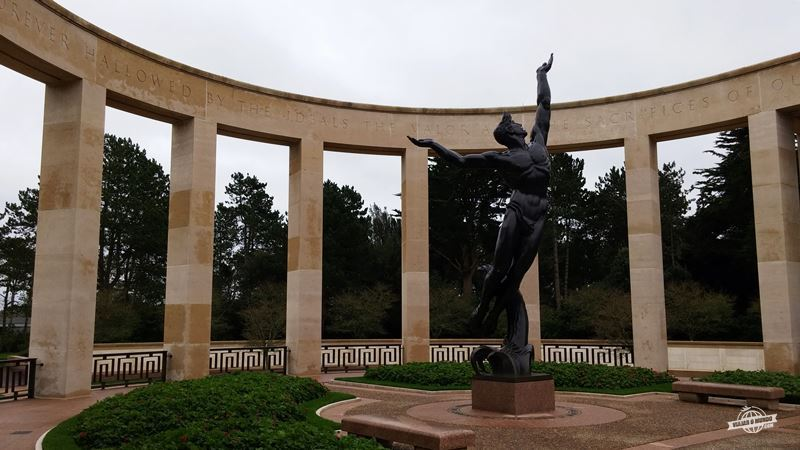 Cemitério de Guerra Americano da Normandia