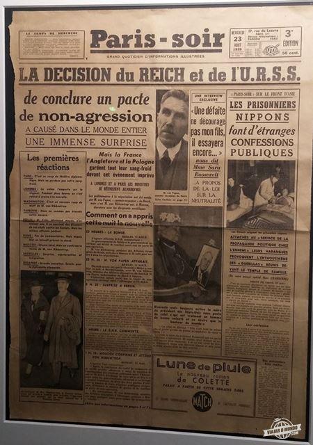 Pacto Germano-Soviético de não agressão