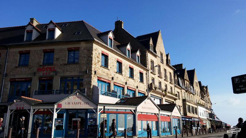Hotéis e restaurantes em Cancale