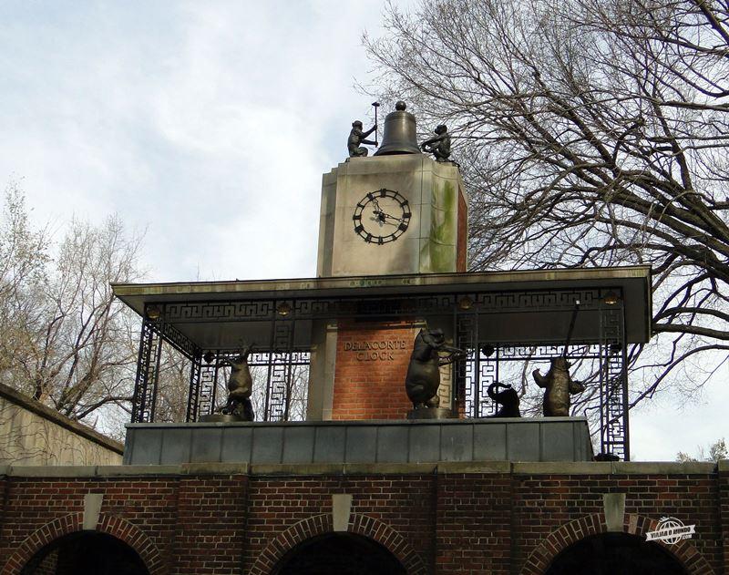 Zoológico do Central Park - Um dia em Nova York