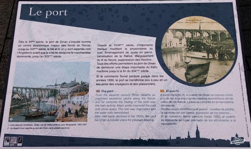 Porto - Dinan