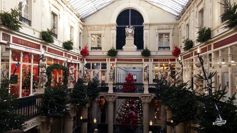 Nantes: Le Passage Pommeraye