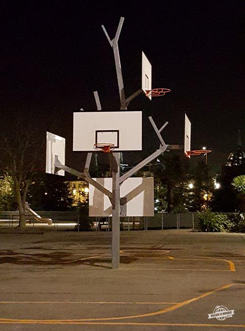 L'arbre à Basket - Nantes