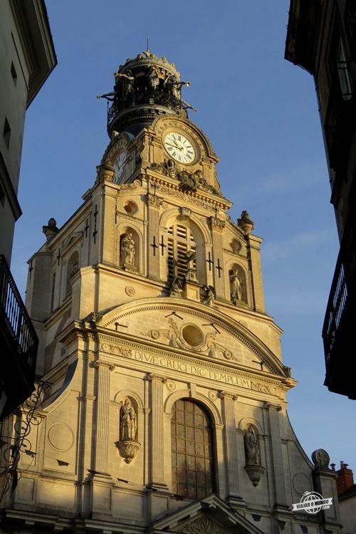 Basílica Sainte Croix - Nantes