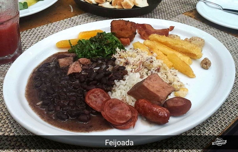Feijoada - A Figueira Rubaiyat