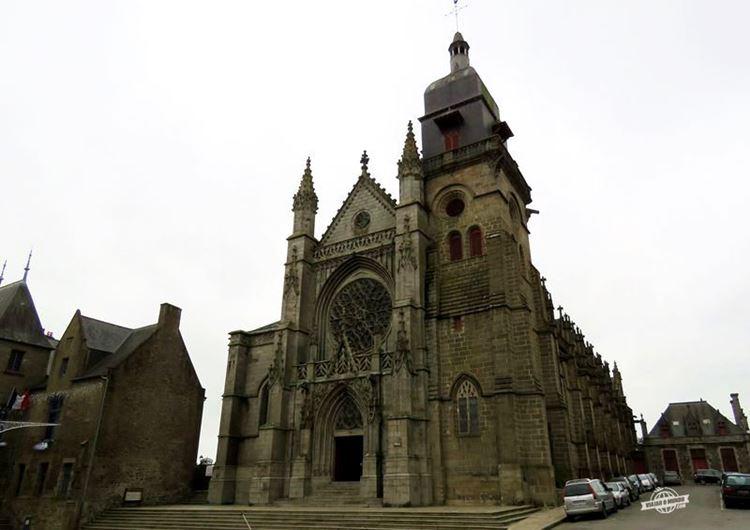 Fougères - Eglise Saint-Léonard