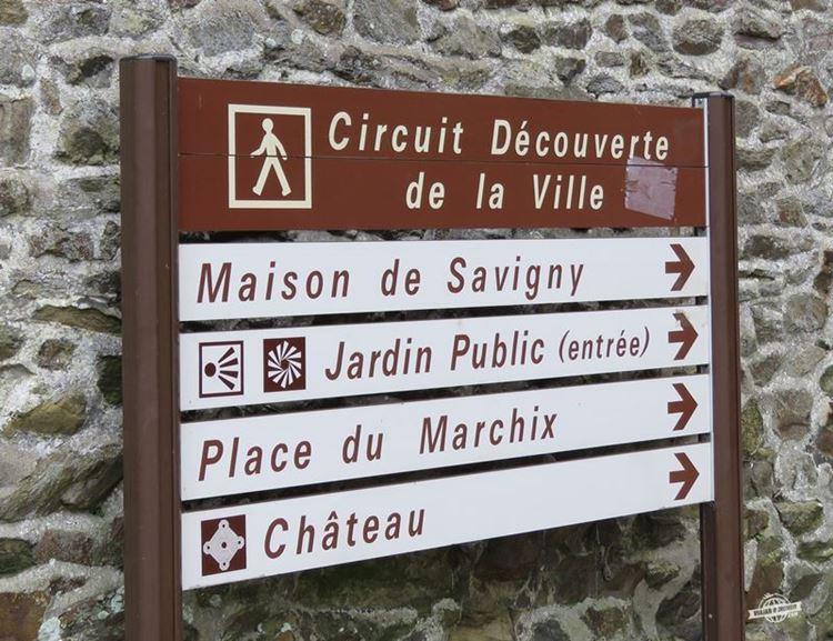 Fougères: Circuit Découverte de la Ville