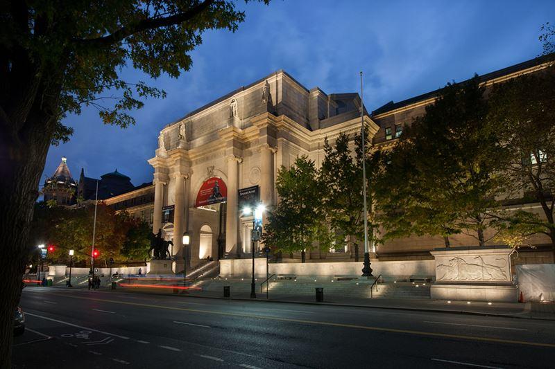 Museu de História Natural (fonte: amnh.org)