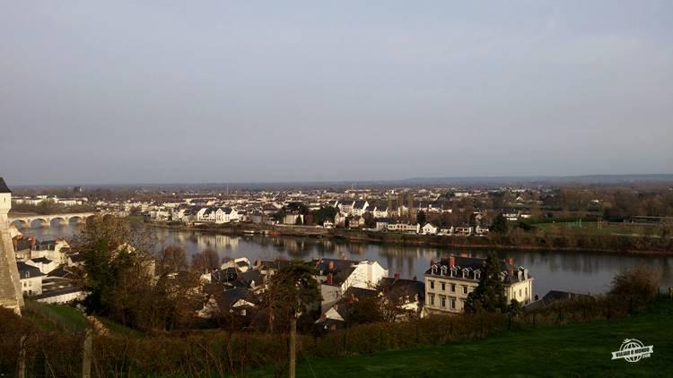 Vale do Loire: Castelo de Saumur