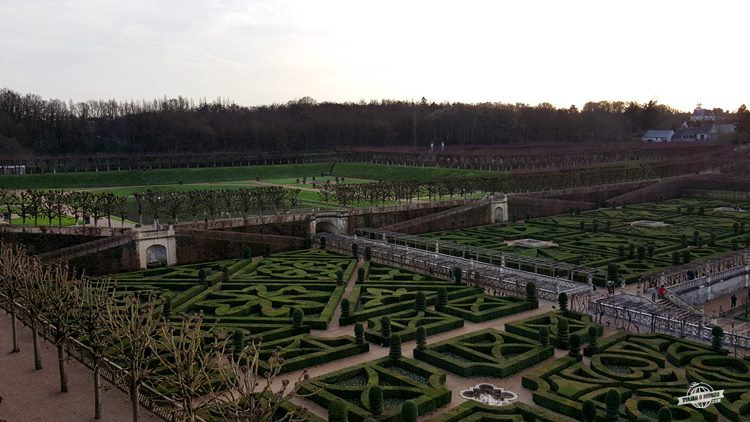 Jardins do Château de Villandry