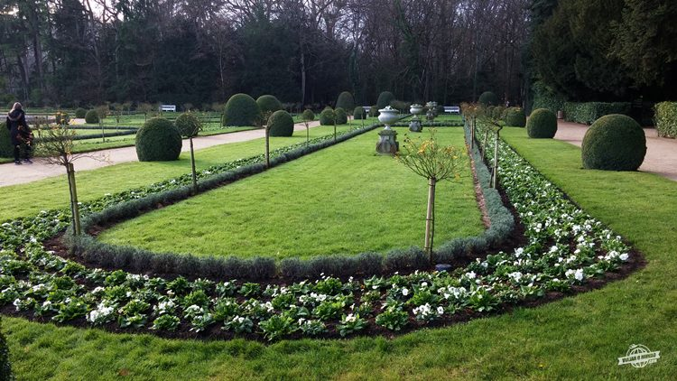 Jardim - Château de Chenonceau