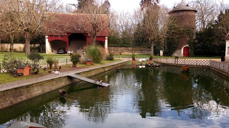 Jardins - Château de Chenonceau