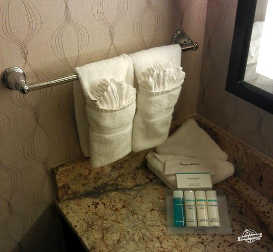 Kit de higiene pessoal - Hilton Garden Inn Washington DC/Georgetown Area