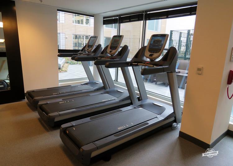 Fitness Center - Hilton Garden Inn Washington DC/Georgetown Area