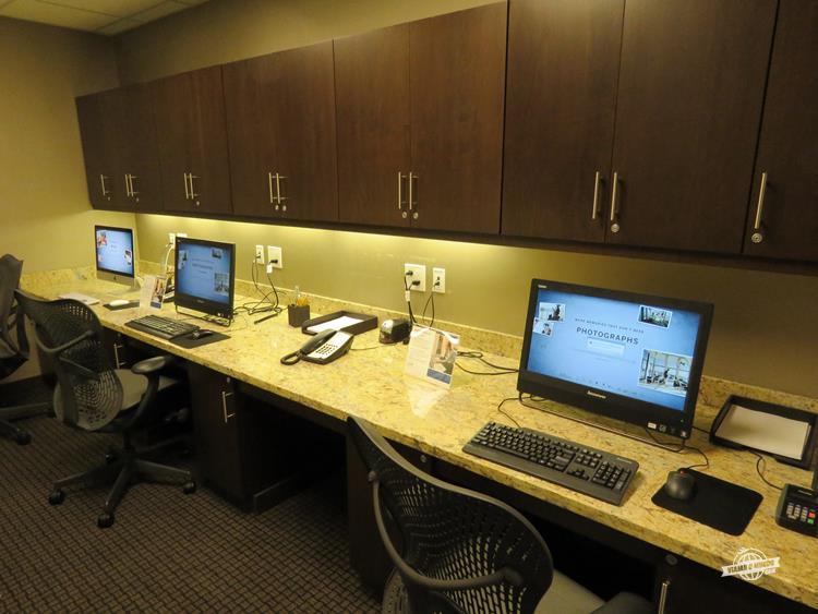 Business Center - Hilton Garden Inn Washington DC/Georgetown Area