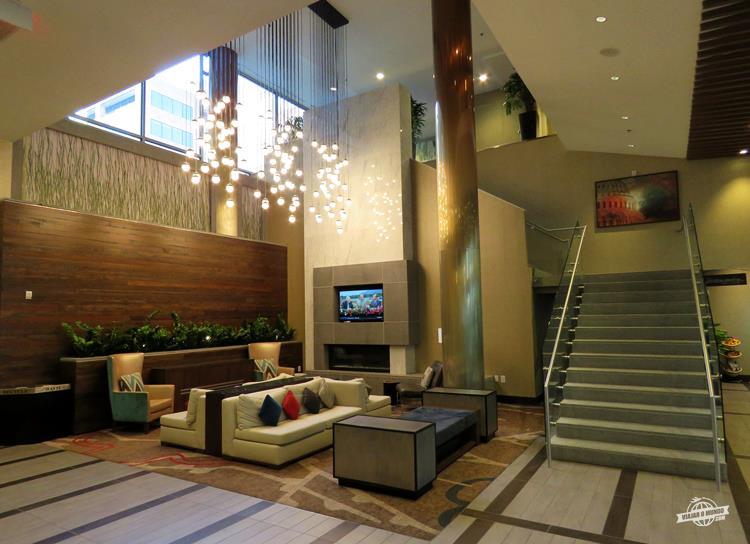 Hall de entrada - Hilton Garden Inn Washington DC/Georgetown Area