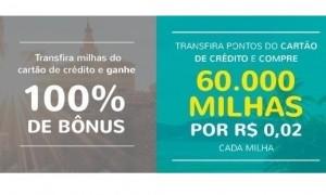Smiles: Bônus de 100% para clientes Banco do Brasil e milhas a R$ 0,02!