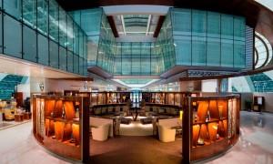 Emirates finaliza reforma em lounge da Business Class em Dubai