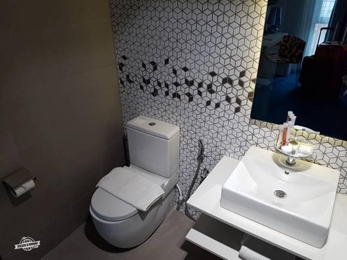Banheiro - Mélange Boutique Hotel