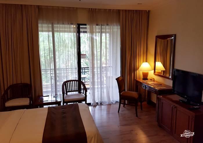 Quarto - Palm Garden Hotel