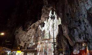 Batu caves: uma das mais famosas atrações de Kuala Lumpur