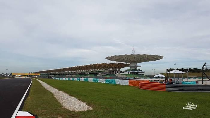 Track Walk - bastidores da Fórmula 1