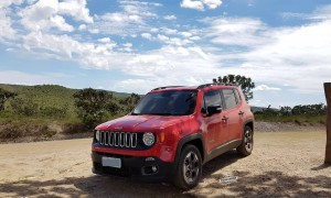 Alugando o Jeep Renegade – Movida rent a car e Km de Vantangens