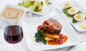 Restaurante Maialino: sabor italiano a bordo dos voos da Delta