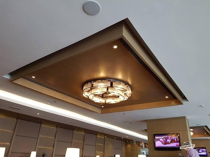 Plaza Premium Lounge Kuala Lumpur - Ambiente principal