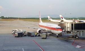 Classe Econômica do 737 da Garuda Indonesia (Kuala Lumpur – Jacarta)