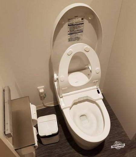 Vaso sanitário - Dayrooms & Showers - Narita Terminal 2