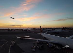 Sala VIP Delta Sky Club do aeroporto JFK Terminal 4
